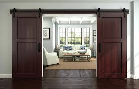 Interior Barn Door Diy Sliding For Your House Exterior Home Decor ... Craftsman Style Barn Door Kit Jeff Lewis Design Diy With Burned Wood Finish Perfect For Large Openings Sliding Designs Untainmodernlifecom Interior Simple For Modern House Wayne Home Decor Sliding Barn Door Our Now A Installing Doors At How To Build A To Install Network Blog Made Remade Double Tutorial H20bungalow Christinas Adventures Pallet 5 Steps 20 Fabulous Ideas Little Of Four