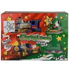 Tree Train Christmas Mounted Festive Light Up