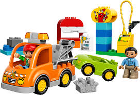 100 Tow Truck Clipart Lego Duplo 2400x1800 Png Download
