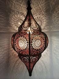 orientalische marokkanische arabische hängeleuchte