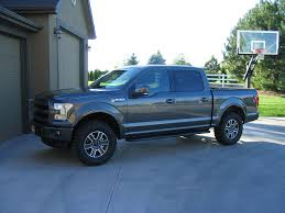 Before and After Level Kit Information Ford F150 Forum