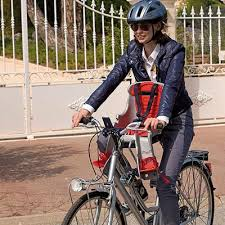 siege velo bébé ok baby porte bébé avant pour vélo