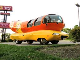 The Oscar Mayer Wienermobile Spotted In Nashville, TN | Mind Over Motor