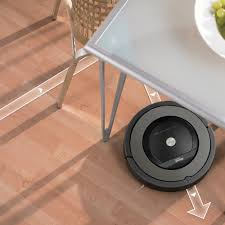 Roomba For Hardwood Floors by Irobot Roomba 877 Robotic Vacuum
