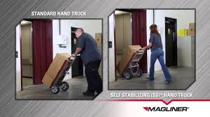 Magliner SS Self Stabilizing Hand Truck - YouTube Magline Gemini Delivers The Goods Importaint To You Magliner 1000 Lb Capacity Sr Convertible Alinum Modular Hand Truck 10 Microcellular Foam Wheels Wesco Cobra Jr Handtruck 220293 Bh Photo Video 500 Lbs Xl Dolly Gma16uaf Best Rated In Trucks Helpful Customer Reviews Amazoncom Carts Material Handling Men Senior 21w X 61h