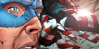15 Times Captain Americas Unbreakable Shield Was SHATTERED