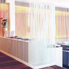 raumteiler wohnzimmer ideen zum einrichten rods design