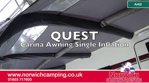 Quest Carina Awning Single Inflation Optional Extra Tubes - YouTube Replacement Awning Poles Quest Elite Clamp For You Can Caravan Lweight Porch Awnings Motorhome Car Home Idea U Inflatable Air Stuff Instant Youtube Leisure Easy 390 Poled Tamworth Camping Kampa 510 Gemini New Frontier Pro Large Caravan Awningfull Sizequest Sandringhamblue Graycw Poles Fiesta 350