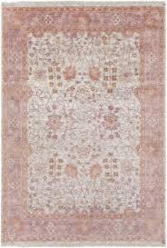 light pink rugs at Rug Studio