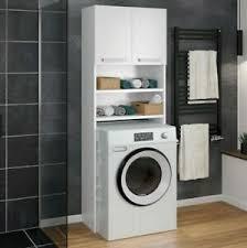 details zu badezimmerschrank für die waschmaschine eston schrank badezimmer regal m24