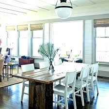 Furniture Beach House Dining Room E Brilliant Tables Cottage All Style