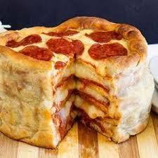kulinarischer höhepunkt so bäckst du den pizza kuchen