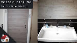 häusle vorbemusterung bei schwörerhaus teil 3 türen böden wände und bad
