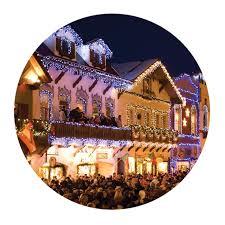 Leavenworth Christmas Lighting Getaway Day Trip — Sound Excursions
