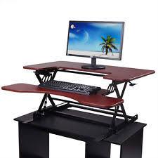 Computer Desk Ebay Australia by Stand Up Desk Ebay