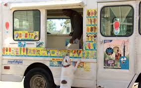 This Dog Is An Ice Cream Truck VIP | Travel + Leisure Ice Cream Truck Stock Photos Royalty Free Images The Ice Cream Truck A Sweet Treat Or A Gnarly Toothache Kids At The Neighborhood Editorial Photography My Banks Van Doubles As An Ice Cream Truck Mildlyteresting Sacramento Business Uses To Beat Heat Fouryearold Boy Killed By Means Of Nonediary New Yorkers Angry Over Demonic Jingle Of Trucks Animal We Bought An Youtube Jingle We Love Hate Washington Post Museum Is Launching And Flavors Jitter Bus An For Adults