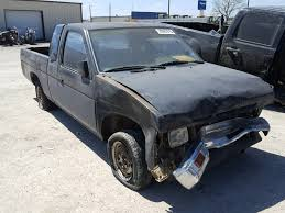 1N6SD16S3MC413849 | 1991 BLACK NISSAN TRUCK KING On Sale In TX ...