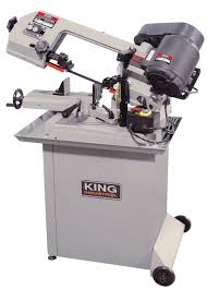 king canada kc 129ds bandsaw metal 5