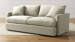 Crate And Barrel Verano Sofa Slipcover by Lounge Ii Oversized Couch Crate And Barrel