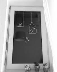 im wohnzimmer sind die vögel los chalkpaint