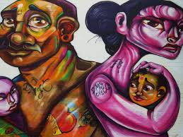 100 Grafitti Y ATLANTA STREET ART FAMIL By ENTES Y PESIMO TOKIDOKI NOMAD