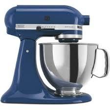 KitchenAid Artisan 5 Qt Blue Willow Stand Mixer KSM150PSBW