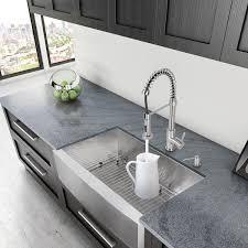 Sink Grid Stainless Steel by Vigo 33 Inch Farmhouse Stainless Steel Kitchen Sink Grid And