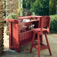 Build Outdoor Patio Set by Outdoor Bar Ideas For Outdoor Decor