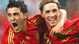 100 Torres Villa David Flying For Spain But Fernando Struggling