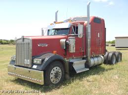 100 Truck For Sale In Texas 2001 Kenworth W900 Semi Truck Item DC5957 SOLD July 12