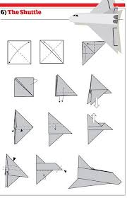 Fresh Pics How To Make Cool Paper Planes A Plane Glider Step