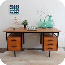 bureau annee 50 mobilier vintage bureau vintage moderniste ées 50 ées 60