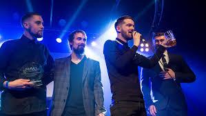 Mona Shores Tallest Singing Christmas Tree by Scottish Alternative Music Awards Sama 2017