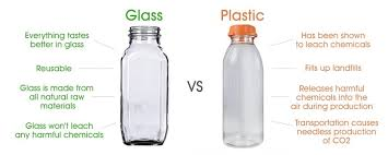 Why Glass Bottles Are Better Than Plastic