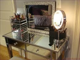 Bedroom Vanity Dresser Set by Bedroom Makeup Vanity Table With Mirror And Bench Makeup Vanity