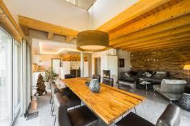 projekt u1 moderne küche mit ess wohnzimmer modern