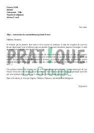 periode d essai cadre lettre de contestation du renouvellement de la période d essai