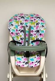 Eddie Bauer Wood High Chair Replacement Pad by Newport Style Eddie Bauer Safety 1st Wooden High Chair Cover