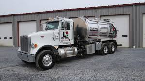Septic And Portable Restroom Trucks - Robinson Vacuum Tanks