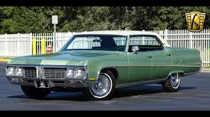 1970 Buick Electra 225 Gateway Classic Cars Orlando #718 - YouTube