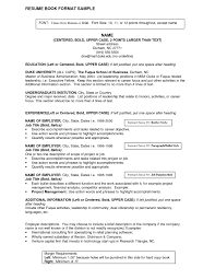 Good Resume Titles Templates