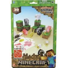 Minecraft Bedding Walmart by Minecraft Papercraft Animal Mob Walmart Com
