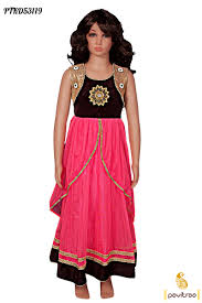 Kids Wear Baby Girls Indian Designer Dresses And Salwar Kameez For Wedding New Year 2016