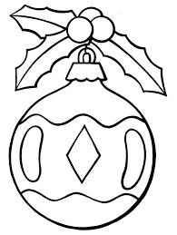 Christmas Tree Ornaments Drawings Drawn Light 16