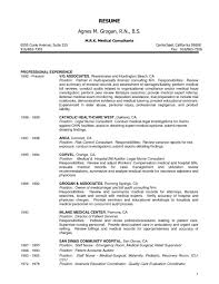Sample Resume For Housekeeping In Nursing Home New Rn