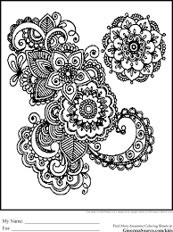Free Colouring Pages For Adults Printable Advanced Coloring