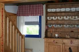 cantonniere pour cuisine déco rideaux avec cantonnière pour la cuisine