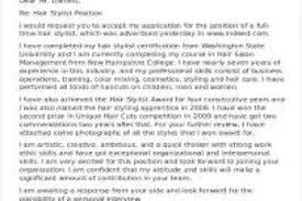 sle resume cover letter hair stylist cosmetics cover letter sle 4k wallpapers