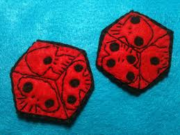Oogie Boogie Halloween Stencil by Nightmare Before Christmas Inspired Oogie Boogie Dice Hand