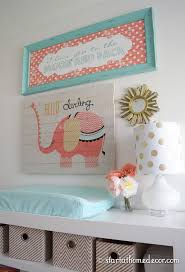 Coral Color Bedroom Accents best 25 coral nursery ideas on pinterest baby nusery